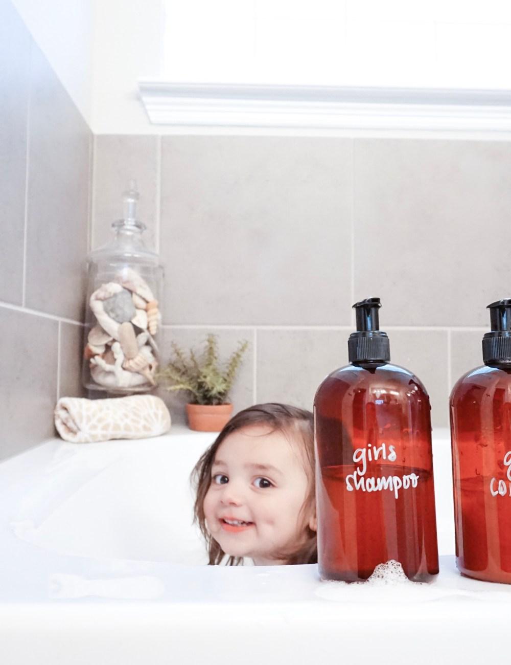 Bathroom Refresh & Recycle
