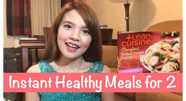 Healthy fast Meals for two