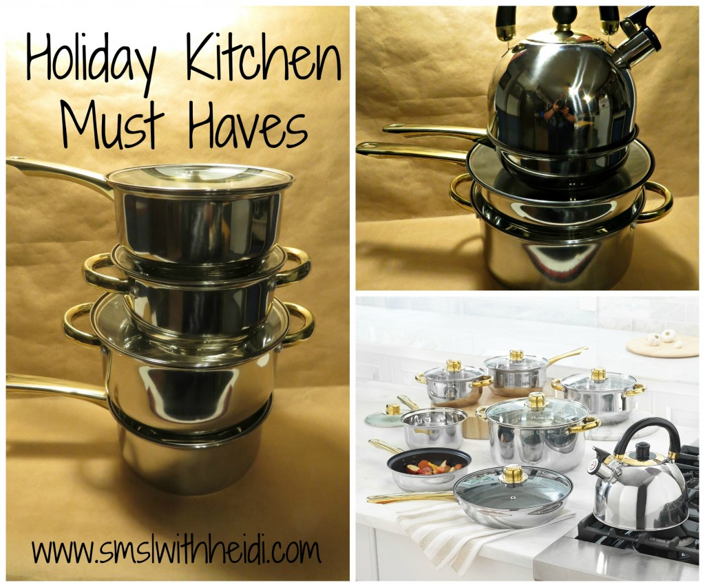 Holiday Kitchen Must Haves
