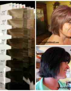 Before and after zotos also gray be gone with agebeautiful color rh lifewithheidi