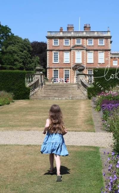 Day Tripping – Family Day Out to Newby Hall, North Yorkshire