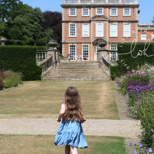Family Day Trip - Newby Hall, North Yorkshire - Life with Holly