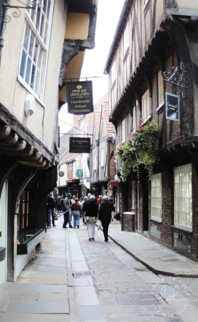 Day Tripping – Harry Potter in York