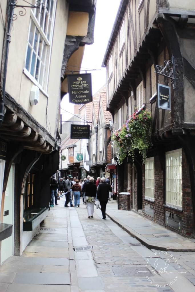 The Shambles, York - Harry Potter in York - Day Tripping - Life with Holly
