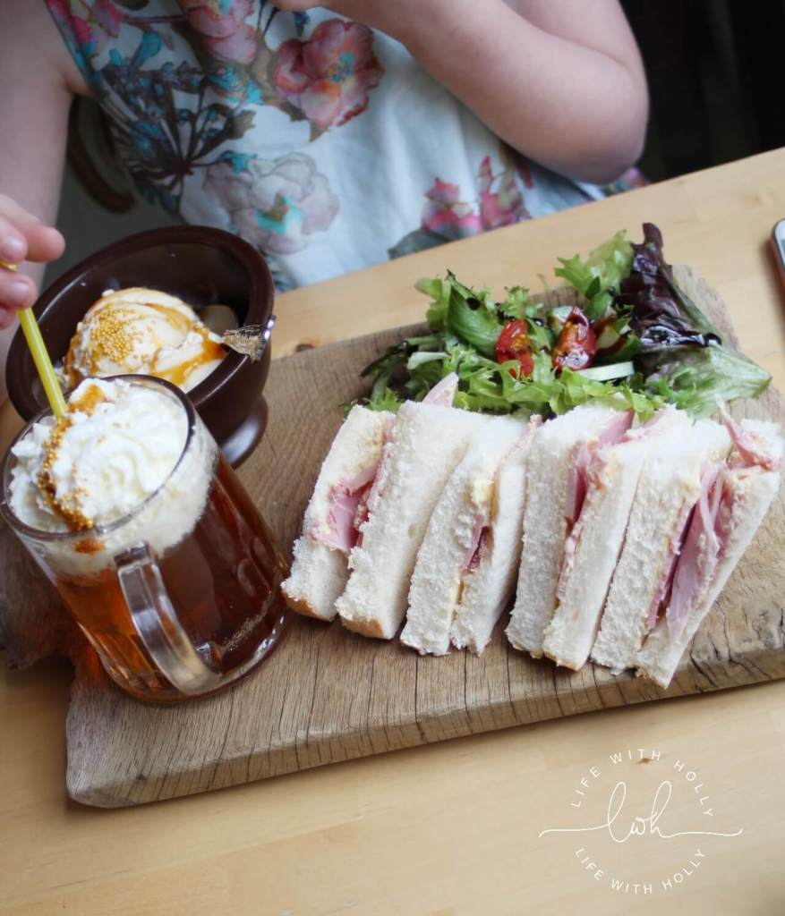 Wizard Picnic at Flax & Twine - Harry Potter in York - Day Tripping - Life with Holly