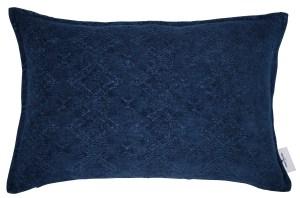 Tom Tailor dark blue cushion cover