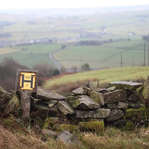 Spectacular Views in Yorkshire - Weekend-Wander-Round-Pole-Moor-Huddersfield-Life-with-Holly-Geocache
