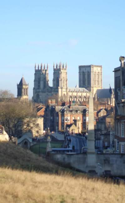 Weekend Wander to York