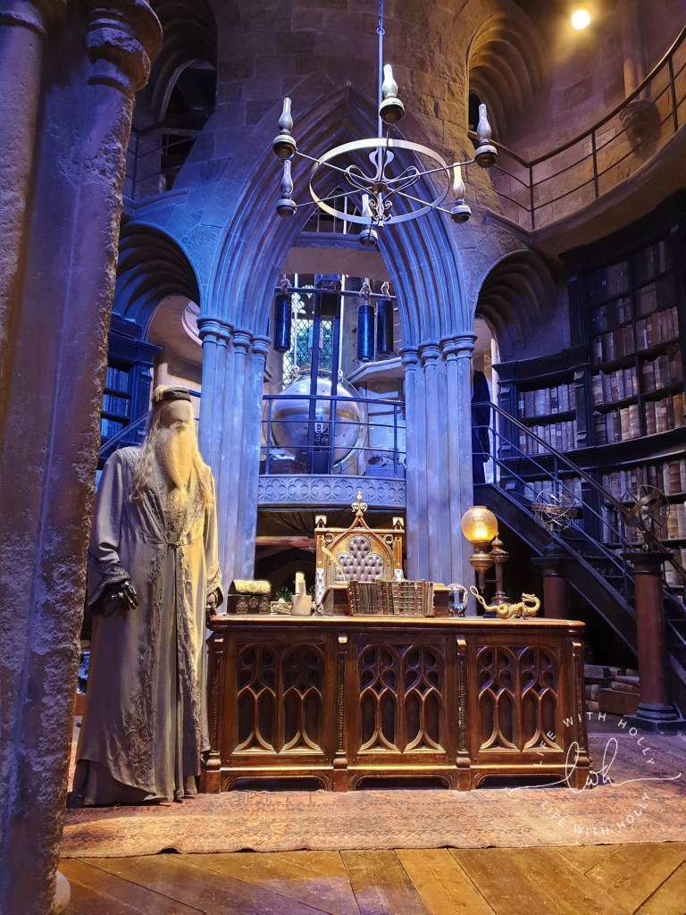 Dumbledore's Office Harry-Potter-Studios-Tours-Tips-and-Advice-for-Getting-the-Most-Out-of-Your-Trip-by-Life-with-Holly