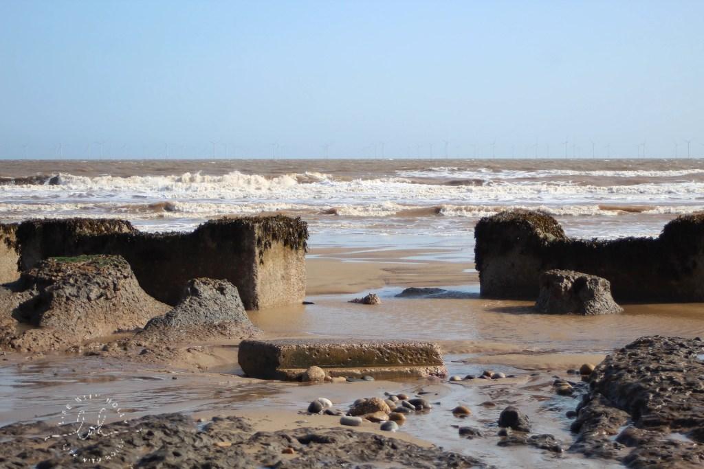 Coastal Defences at Spurn