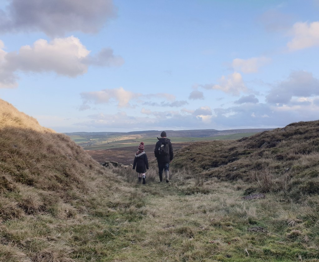Stunning Yorkshire Moorland - Weekend Wanders - Life with Holly at Digley