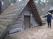 An ice house