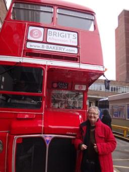 Bus with High Tea