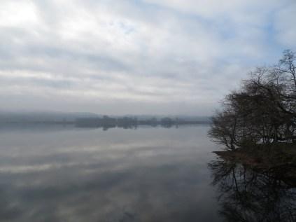 Potomac River, looking towards the Virginia bank