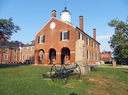 Old Fairfax Courthouse