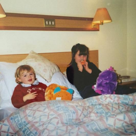 Rachel and Me (year unknown)