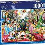 Disney Christmas Jigsaw