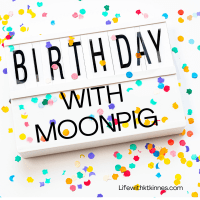 [AD - PR Products] An Exciting Birthday Surprise from Moonpig