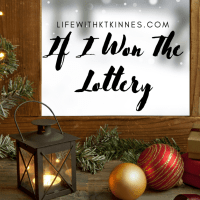 If I Won the Lottery | AD