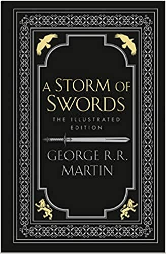 A Storm of Swords (The Illustrated Edition) book cover