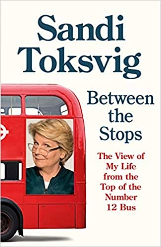 Between The Stops book cover