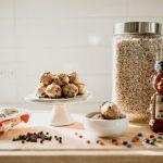 Cookie Protein Balls