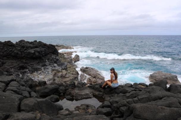 Queens Bath, Makapuu Tide Pools, Kauai