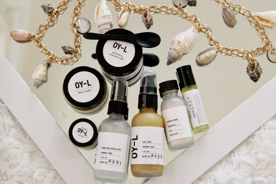 OY-L NATURAL SKINCARE