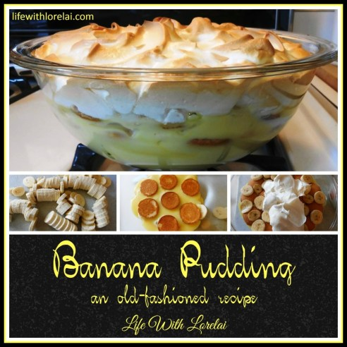 Banana Pudding - Life With Lorelai