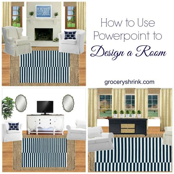 How To Use PowerPoint To Design A Room - Feature HMLP 46
