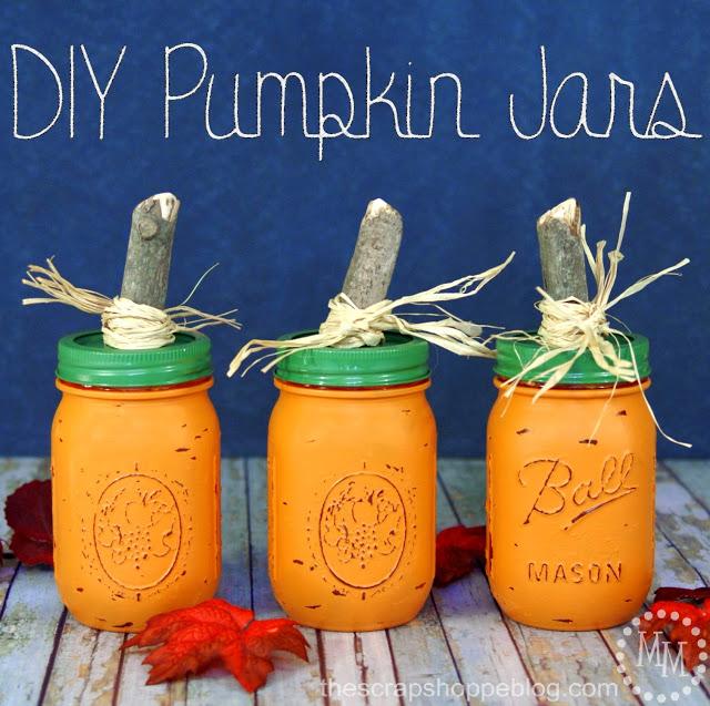 DIY Pumpkin Jars- HMLP 55- Feature