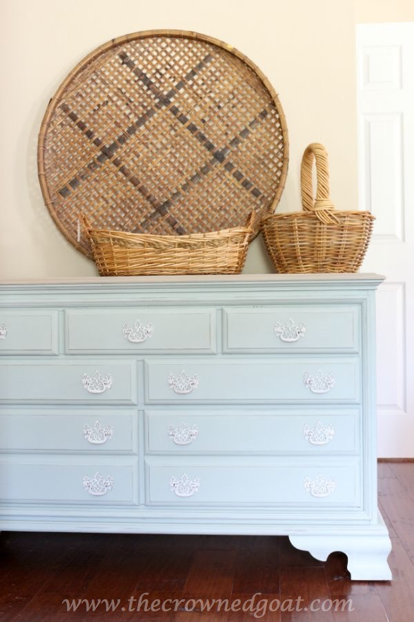 Duck Egg and-Driftwood Inspired Dresser-HMLP 53 Feature
