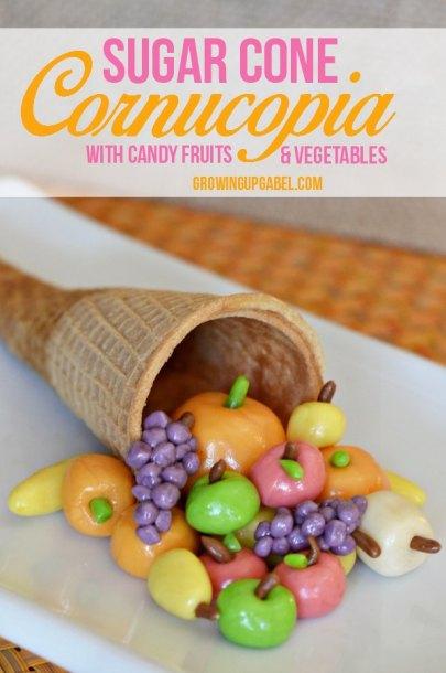 Sugar Cone Cornucopia - HMLP 62 Feature