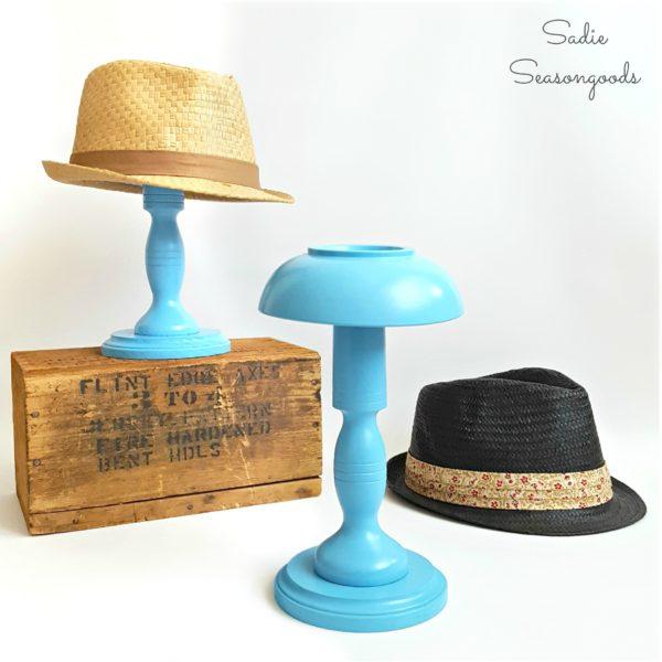 DIY Hat Stand - Sadie Seasongoods - HMLP 98 - Feature