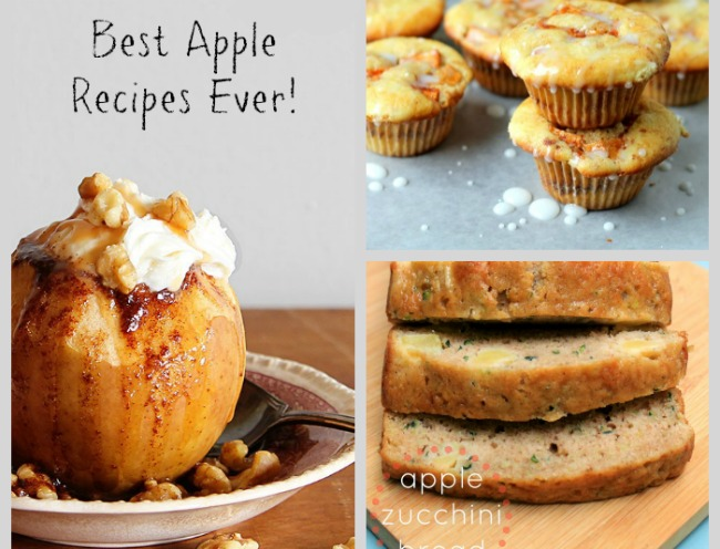 17 Of The Best Ever Apple Recipes - A Proverbs 31 Wife - HMLP Feature 151
