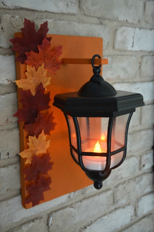 DIY Lanterns Upcycled From Thrifted Path Lights-Thrift Diving -HMLP Feature 151