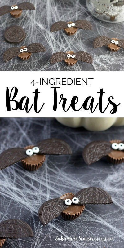 4-Ingredient Bat Treats - Suburban Simplicity - HMLP 158 Feature