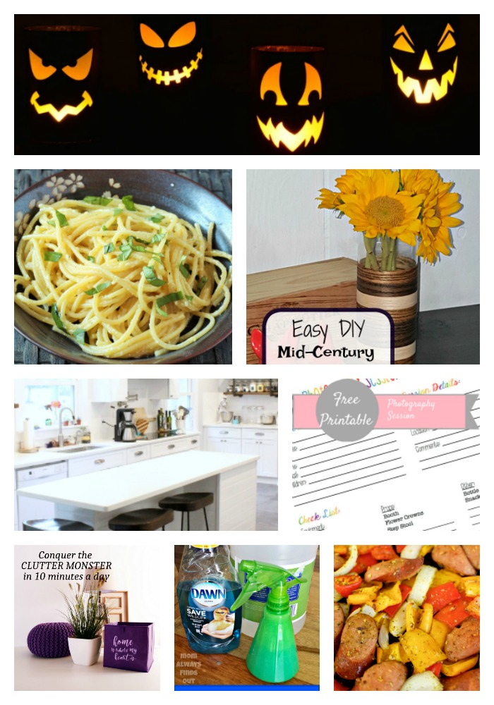 Come join the fun and link your blog posts at the Home Matters Linky Party 158. Find inspiration recipes, decor, crafts, organize -- Door Opens Friday EST.