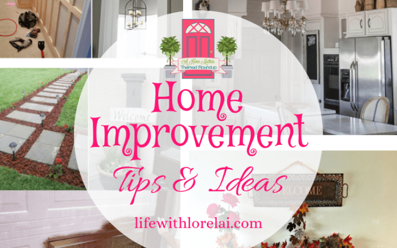 Home Improvement Tips And Ideas Hm 232 Life With Lorelai