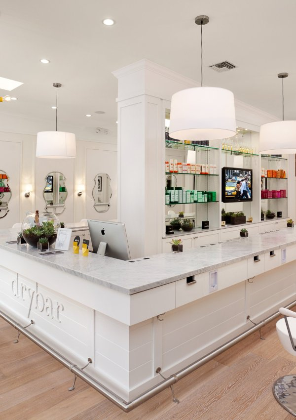 Drybar Grand Opening at Scottsdale Quarter