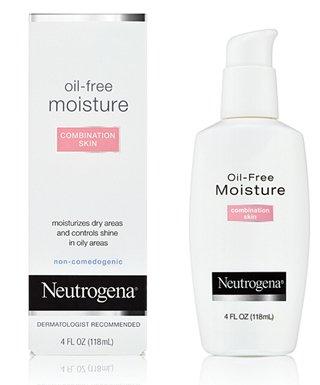 Neutrogena oil-free moisturizer