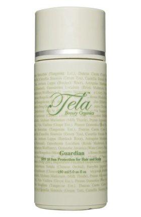 Tela beauty organics guardian spf 18 sun protection hair and scalp
