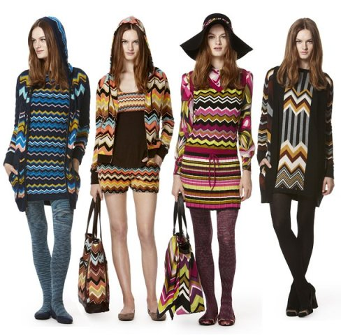 Missoni for Target women's dresses and accessories