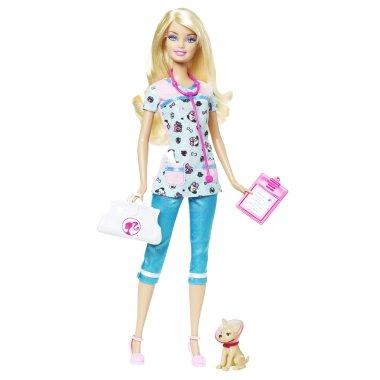 vet barbie