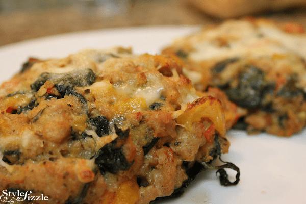 pork stuffed mushroom recipe