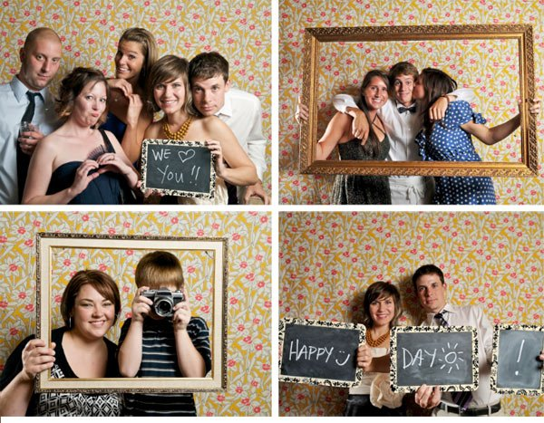 wedding photo booth trend
