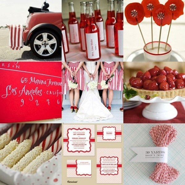 wedding wednesday} valentine's day wedding ideas, Ideas