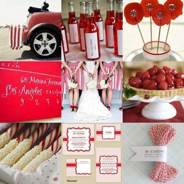 valentines day wedding inspiration