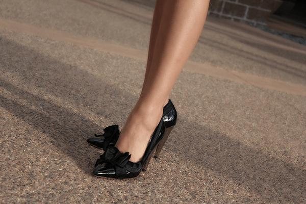 Lanvin H&M shoes