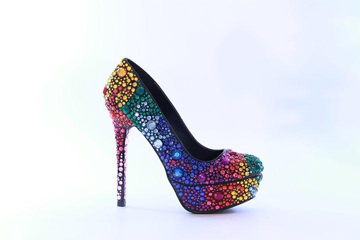 inspired soles art auction artlink phoenix